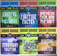 On the Run Complete Set, Books 1-6: Chasing the Falconers; The Fugitive Factor; Now You See Them,...