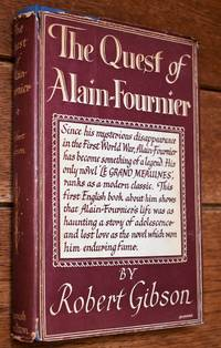 The Quest Of Alain-Fournier