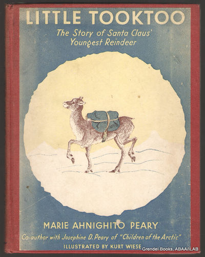 NY:: William Morrow,. Good. 1930. Hardcover. Illustrations include five color plates. First edition....