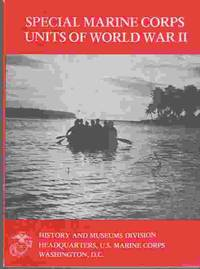 Special Marine Corps Units of World War II