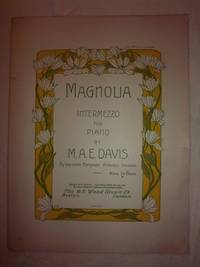 Magnolia - Intermezzo for Piano