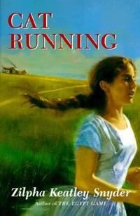 image of Cat Running