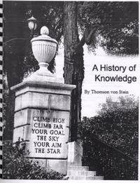 image of A History of Knowledge