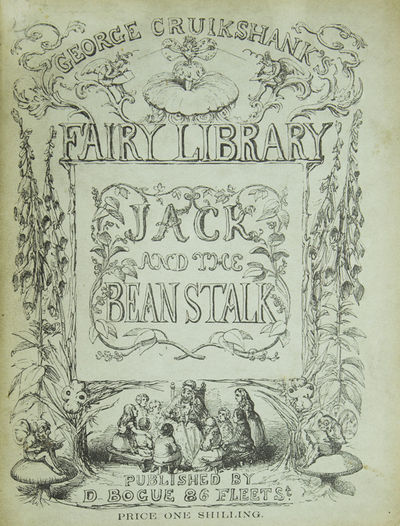 London: David Bogue, 1854. First edition, later issue.