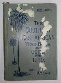 image of The South and East African Year Book_Guide for 1939