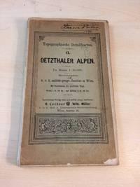 image of Topographische Detailkarten: IX. Oetzthaler Alpen. Im Masse 1 : 50,000