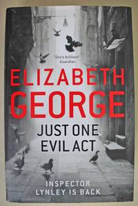 Just One Evil Act First UK edition