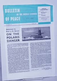 image of Bulletin of the World council of Peace 1963 Jun 15