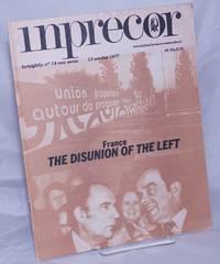 image of inprecor [1977, No. 14, 13 Oct 13] international press correspondence