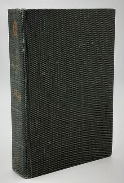 New York. : The Woman's Athenaeum. , 1912. Green cloth, raised bands, gilt spine decorations, top ...