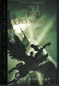 image of Last Olympian Book 5