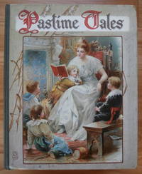 """image of """"Little Mistress Valentia"""" -- in Nister's PASTIME TALES"""