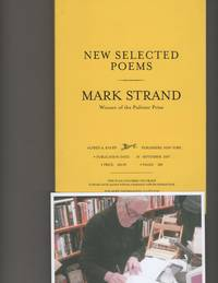 image of NEW SELECTED POEMS