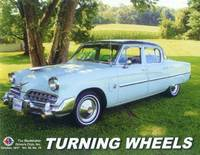 image of Turning Wheels; Official Publication of the Studebaker Drivers Club : October 2017