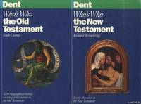 Whos Who: the Old testament & Who\'s Who: the New Testament (2 volumes)