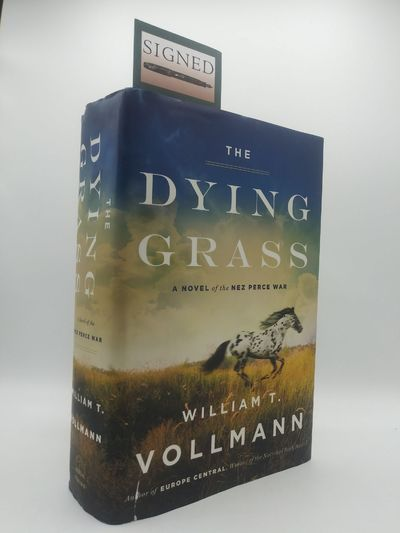 The Dying Grass: A Novel of the Nez...