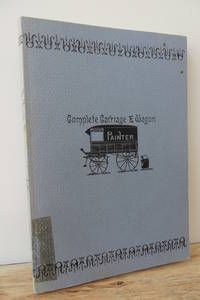 The Complete Carriage and Wagon Painter by  Fritz SCHRIBER - Third Printing, March 1980 - 1980 - from Attic Books (SKU: 102886)