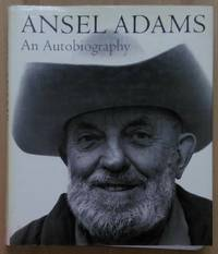 ansel adams an autobiography with 277 illustrations