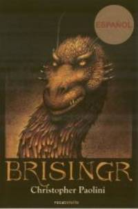 image of Brisingr (The Inheritance Cycle) (Spanish Edition)