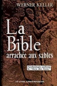 La bible arrachée aux sables traduit de l'allemand par M. Muler-Strauss