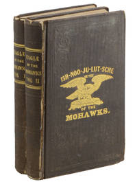 Ish-Noo-Ju-Lut-Sche; or, The Eagle of the Mohawks. A Tale of the Seventeenth Century.