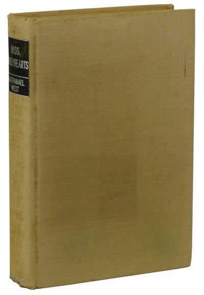 New York: Liveright, Inc, 1933. First Edition. Hardcover. Very Good. First edition, first printing, ...