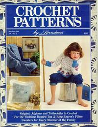 Crochet Patterns by Herrschners, May/June 1988
