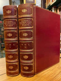 image of The Poetical Works of Robert Browning. With Portraits. In Two Volumes.
