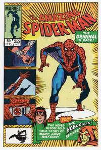 image of The Amazing Spider-Man #259