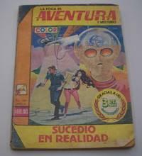 image of Sucedio en Realidad (La Foca es Aventura Y Misterio No. 157)