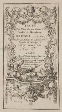 Traite sur l'Art de la Danse Dédié à Monsieur Gardel L'Ainé, Maître des Ballets de l'Academie Royale de Musique