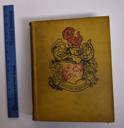 New York, New York: Charles Scribner's Sons, 1925. later. Hardcover. VG, paper label remnants at bas...
