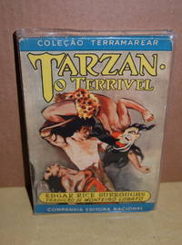 Tarzan o Terrivel [Tarzan the Terrible]. Rare Brazilian edition.