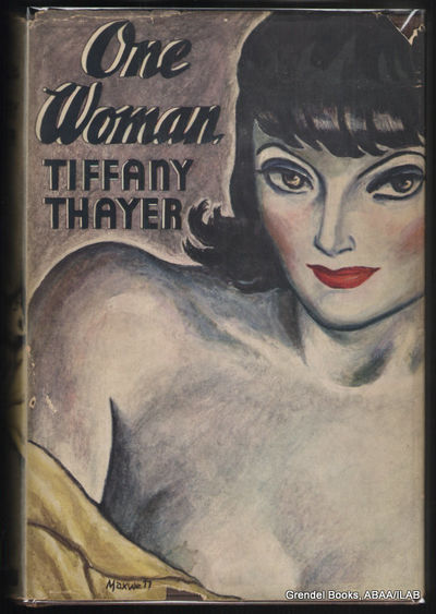 NY:: William Morrow and Company,. Very Good in Good dust jacket. 1933. Hardcover. Made into the 1949...