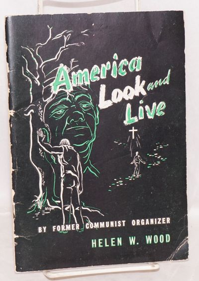 Los Angeles: American Soul Clinic, 1952. 77p., wraps shelf worn, end papers foxed, illus. Not found ...