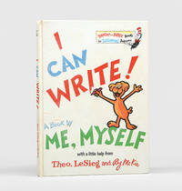 I Can Write! by  Dr SEUSS - First Edition - 1971 - from Peter Harrington (SKU: 148221)