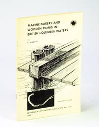 Marine borers and wooden piling in British Columbia waters
