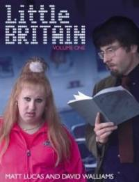 image of Little Britain: v.1: The Complete Scripts and All That - Series 1: Vol 1