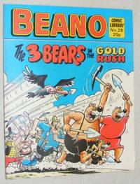 Beano Comic Library No.28.The 3 Bears in the Gold Rush