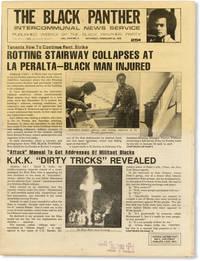 image of The Black Panther: Intercommunal News Service - Vol.XVIII, No.6 (February 25, 1978)