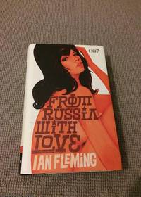 From Russia with Love (2008 Centenary Edition hardback) by Ian Fleming - First Edition - 2008 - from M. Guida - 84 CCR Books and Biblio.com