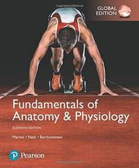 image of Fundamentals of Anatomy_Physiology (11th Global Edition)