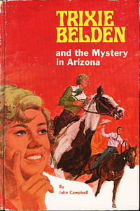image of TRIXIE BELDEN: THE MYSTERY IN ARIZONA #6