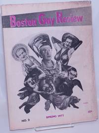 image of Boston Gay Review: #2, Spring 1977