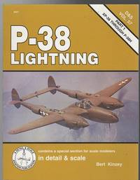 P-38 Lightning in detail & scale. Part 1: XP-38 Through P-38H. D&S Vol.57.