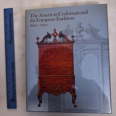 Hanover, NH: University Press of New England, 1989. Hardcover. VG-/Good+ (light foxing to upper bloc...