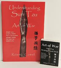 Understanding Sun Tzu on the Art of War book + Art of War: Sun Tzu Strategy Card Deck