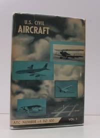 US Civil Aircraft Vol. 1 ATC 1   ATC 100.  BRIGHT  CLEAN COPY IN DUSTWRAPPER