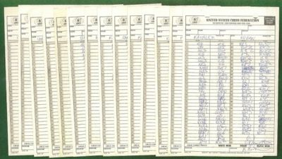 Complete set of original octavo (8 1/2
