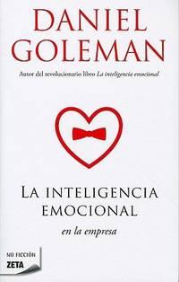La inteligencia emocional en la empresa Zeta No Ficcion Spanish Edition